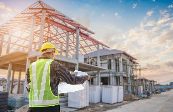 Hausbau Bauprojekte