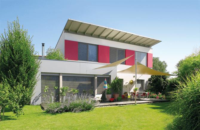 Einfamilienhaus von MT Massivhaus